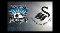 Quakes v Swansea