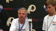 Redskins Live Training Camp Presser: 8/3
