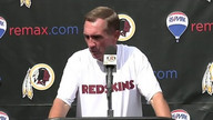 Redskins Live Training Camp Presser: 8/7
