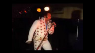King Of The World: Elvis Tribute Artist World Cham