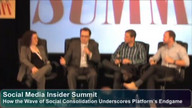 Panel: How the Wave of Social Media Consolidation Underscores the Platform's Endgame