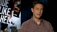 JGL talks about the filming of action sequences in upcoming bike messenger flick