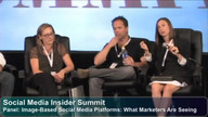 Panel: Image-Based Social Media Platforms: What Marketers Are Seeing
