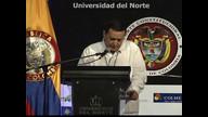 Dr. Jorge Iván Palacio Palacio Vicepresidente de la Corte Constitucional