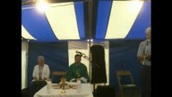 Sunday Catholic Mass in the Family Tent