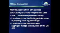 2013 Budget Public Hearing - Part 1 - Sept 11, 2012