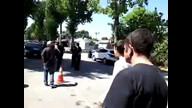 LAPD HARASSES #FortHernandez