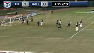 Tampa Bay Rowdies vs. Carolina RailHawks on September 19, 2012 - Part One