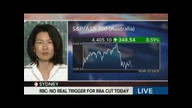 RBC&#039;s Ong Expects RBA to Cut Rates By Year-End (Video)