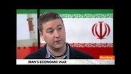 Trade Sanctions Are `Biting Into' Iranian Economy