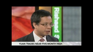China Economy at Inflection Point, StanChart's Lau Says