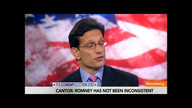 Eric Cantor on Jobs Data, Presidential Election