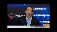 Polycom CEO on Cloud Video-Conferencing Product
