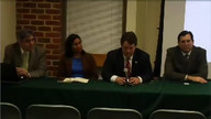 Virginia Latino Vote Panel at GMU 10/15
