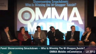 Panel: Showrooming Smackdown -- Who Is Winning The M-Shopper Tussle? 4