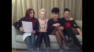 Little Mix UStream 24th October 2012