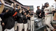 Giants Win Game 1 of World Series