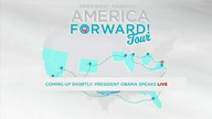 President Obama's America Forward Tour: Ohio