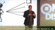Keynote: David Payne, Chief Digital Officer, Gannett Co., Inc.
