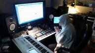 @IBSTUDIOATL WORKING ON NEW BEAT FOR SUBMISSION TO TREACH FROM NAUGHTY BY NATURE .