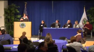 Summit on Educationin Correctional Facilities - afternoon closing session