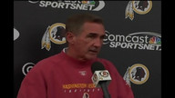 Redskins Press Conference: Coach Shanahan