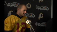 Redskins Press Conference: QB Kirk Cousins
