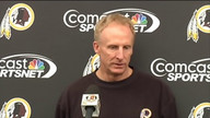 Redskins Press Conference: Jim Haslett