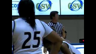 GSW Lady &#039;Canes vs Point University (Part 1)