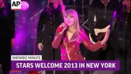 ShowBiz Minute: Times Sq, Green Day, Skyfall