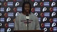 Redskins Press Conference: QB Robert Griffin III