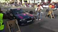 Middle East 'Speed Sisters' drive for pride