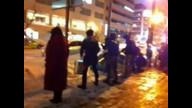 20130104「北海道庁前 反原発抗議行動」2
