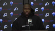 Redskins Press Conference: LB London Fletcher