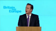 Cameron: Pledges 'In-Out' referendum on EU