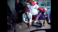 Cincinnati Reds Caravan in Studio