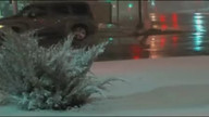 Raw: Snow in Texas Panhandle