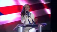 Raw Video: Beyonce sings National Anthem live