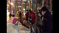 20130215「北海道庁前 反原発抗議行動」