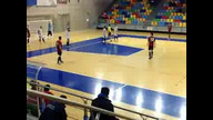 1 tempo Libertas Scanzano vs Futsal Cosenza