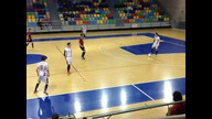 2 tempo Libertas Scanzano vs Futsal Cosenza