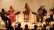Fiesta Latina! First Half of a concert of Hispanic chamber music