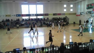 Lake Erie vs Ohio Dominican Mens basketball 2-23-13