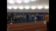 Indoor MOC girls 4 x 400