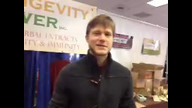 raw living expo interviews