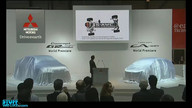 Geneva Motor Show 2013: Mitsubishi