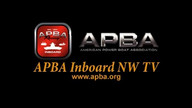 APBA Inboard NW TV