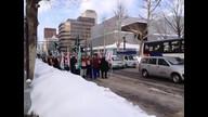 20130311「TPP交渉参加に反対する緊急道民集会デモ」