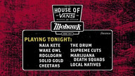 Wake Owl at House of Vans