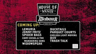 Lemuria, Johnny Fritz and Spider Bags at House of Vans